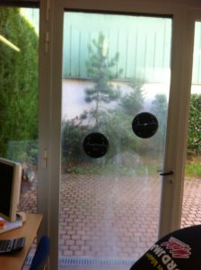 Changement de vitre cassée Double Vitrage CORBEIL-CERF (60110)